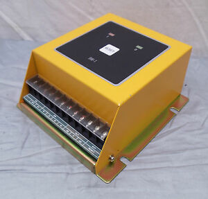 Used Resetable Latching Relay Unit Model Bw 1 24vdc Control