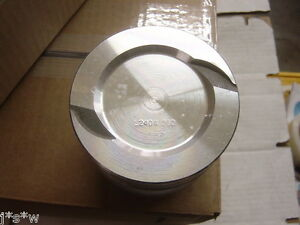 L2404f Trw Single Forged Piston 460 Ford 060 Over Singles Non Coated Skirts