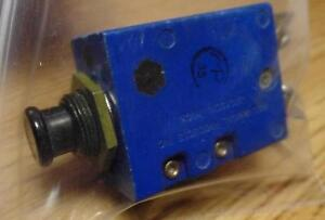 Mechanical Products 76374 9742 2amp Aircraft Circuit Breaker Bacc18r2a New Bag