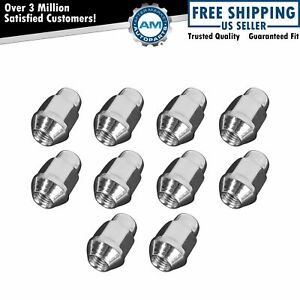 Dorman 611 182 Wheel Lug Nut Kit Set Of 10 For Honda Chevy Toyota Gmc Ford Dodge