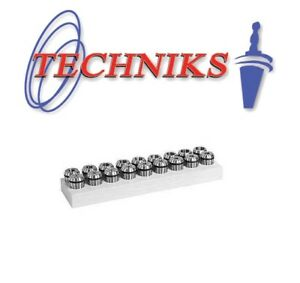 Techniks Er 20 Full Set Of 12pc Built For Speed All New Metric Set