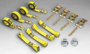 8 Pt Carrier Rollback Tiedown Kit Flatbed Tow Truck Ba 38 200d Chain