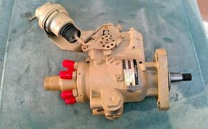 Db2 4373 Stanadyne Diesel Fuel Injection Pump 3600 Rpm Onan 147 0465 13 Nos