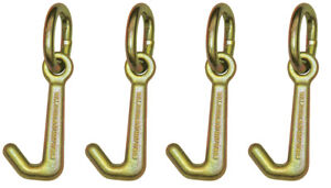 4 Mini J Hooks G7 Tow Truck Flatbed Rollback Wrecker Car Carrier Auto Transport