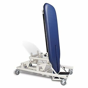 Everyway4all Ca190 Black Electric Tilt Therapy Treatment Table Made In Taiwan