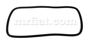 Fiat 850 Berlina Special Rear Window Weatherstrip Gasket Sedan New