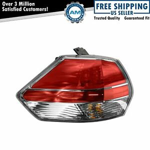 Tail Light Lamp With Lens Housing Driver Left Lh For 14 Nissan Rogue