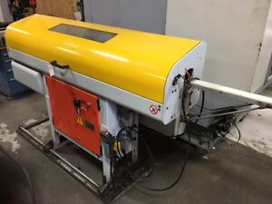 Iemca Model Vip80e Servo Bar Feeder