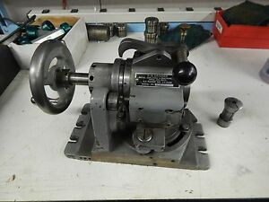 Royal Oak D s Radial Form Relieving Grinding Fixture