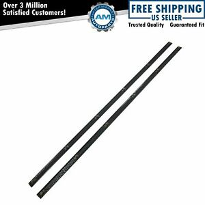 Inner Or Outer Window Sweep 2 Piece Set Kit For 71 80 International Scout Ii
