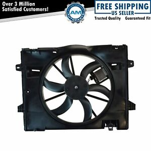 Radiator Cooling Fan Heavy Duty For Ford Lincoln Mercury W Police