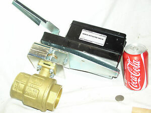 Brand New Neptronic Aerco Electric Actuator 2 in Ball Valve 30v Dc 24v Ac Rm060n