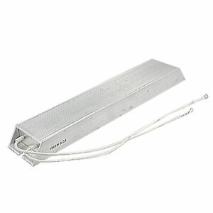 1000w 3ohm Aluminum Housed Wire Wound Braking Resistor