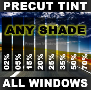 Ford Focus 4dr 2012 2013 2014 2015 Precut Tint Any Shade Or Mix