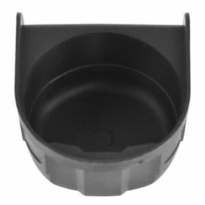 Oem 15168217 Cup Holder Black Insert Console Mounted For Chevy Gmc