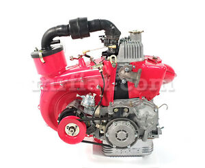 Fiat 500 650 Cc 35 Hp Abarth Sport Engine Complete New