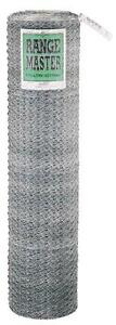 New Range Master 60 x50 Ft 1 Galvanized Chicken Poultry Netting Wire 4394110
