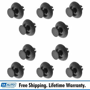 Oem Retaining Clip Fastener 10 Pack For Toyota Lexus Scion New