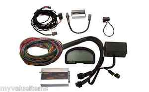 Haltech Platinum Sport 2000 Universal Ecu And Iq3 Dash Kit Street Ht059001