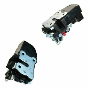 Oem Power Door Lock Actuator Latch Pair Set Of 2 Lh Rh Rear For Dodge Ram