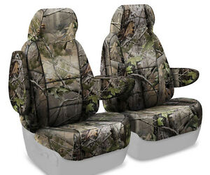 New Full Printed Realtree Apg Camo Camouflage Seat Covers 5102035 24