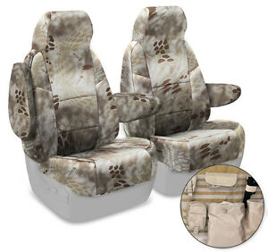 New Kryptek Nomad Camo Camouflage Seat Covers W molle System 5102060 29