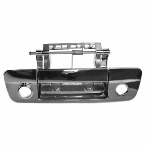 Dorman Tailgate Handle With Rear View Camera Chrome For Dodge Ram 1500 2500 3500