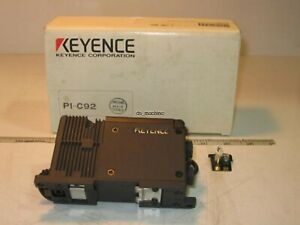 New Keyence Pi c92 Photoelectric Color Sensor Controller