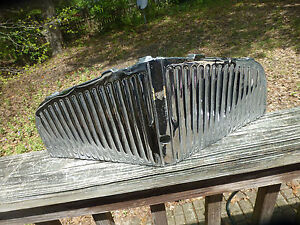 1933 34 35 1936 Packard Senior Twelve 12 Radiator Grille Top Or Bottom