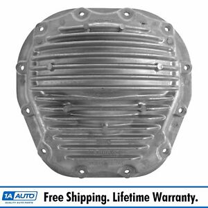 Oem Rear Axle Differential Cover Finned Aluminum For Ford Pickup Excursion New