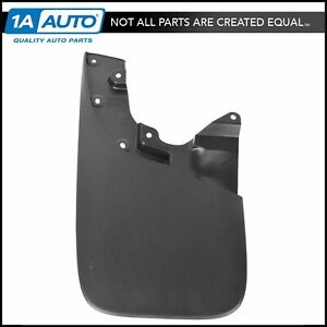 Oem Splash Guard Mud Flap Front Driver Side Lh Type 1 19 Inch For Toyota Tacoma