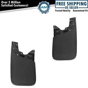 Oem Splash Guard Mud Flap Front Lh Rh Pair 21 5 Inch Type 2 For Toyota Tacoma
