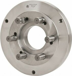 Bison Lathe Chuck Back Plate For Set tru 10 In Chuck D1 4 7 875 104