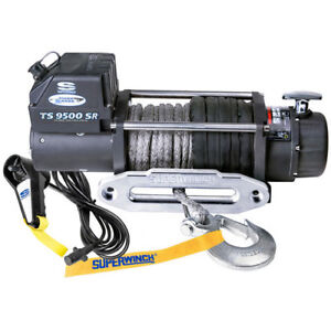 Superwinch 1595201 Tiger Shark 9500 Sr Series Winch