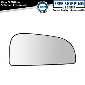 Oem Mirror Glass Convex Power Outer Driver Side Lh For Dodge Ram Tow Package New