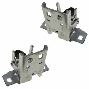 Oem Door Hinge Of 2 Upper Lh Rh Side Pair Set For Dodge Ram 1500 2500 3500