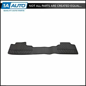 Oem 22858825 Floor Mat Molded Rubber Cocoa Rear For Chevy Gmc Pickup Truck New