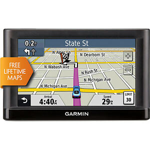 "Garmin nuvi 52LM 5"" GPS Navigation with Lifetime Map Updates"