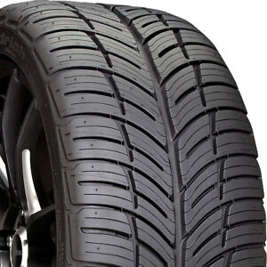 1 New 235 45 17 Bfg G force Comp 2 As 45r R17 Tire 29919