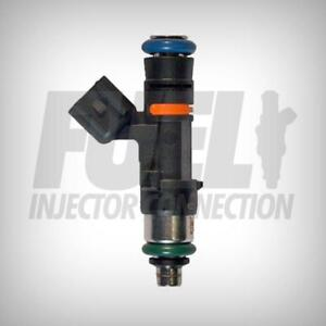 Fic 73lb Ev14 Drop In Set Of 8 Fuel Injectors For Gm Ls2 Engines