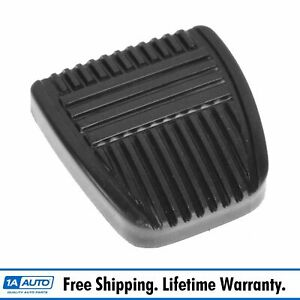 Oem 3132114020 Clutch Or Brake Pedal Pad Black For Toyota Lexus Manual Trans New
