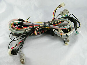 Mini bank 1000 Atm Main Wiring Harness And Extras