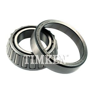Wheel Bearing And Race Set Race Set Front Inner Timken Set5