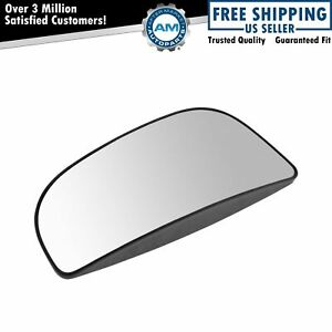 Oem Mirror Glass Rh Passenger Outer Convex Power For Dodge Ram Tow Package New