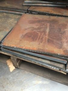 Hot Rolled Steel Plate Sheet A 36 1 2 X 12 X 12