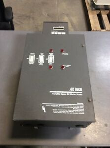 Ac Tech Variable Speed Ac Motor Drives Mh420bg 2hp Mhb420b
