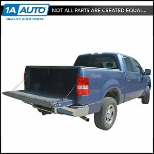 Tonneau Cover Roll Up For Chevy Gmc Sierra Silverado Pickup Truck 6 6ft Bed