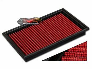 Rtunes Oem Replacement High Performance Flow Drop In Panel Dry Air Filter 1508