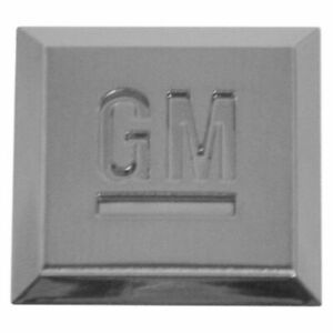 Oem 15223484 Gm Mark Of Excellence Emblem Chrome For Buick Cadillac Chevy Gmc