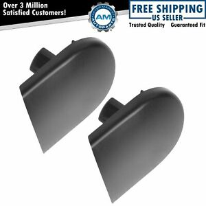 Oem 22793593 Windshield Wiper Arm Nut Cap Front Left Right Side Pair For Gm